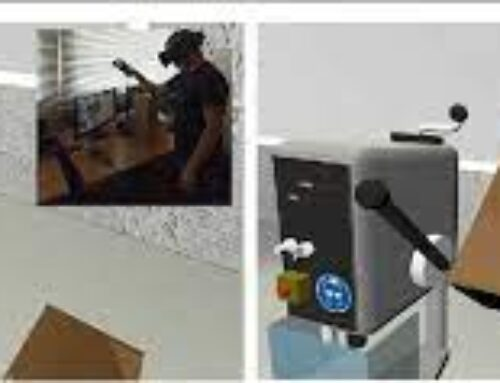 XRSISE: An XR Training System for Interactive Simulation and Ergonomics Assessment  —  Frontiers in Virtual Reality, 2021